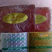 Leaupar Whitening Facial Soap (Sabun Leaupar) / Sabun Leaupar Asli