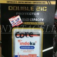 Baterai Indoku Samsung Galaxy Core I8260 2800mAh /Batre/Double Power