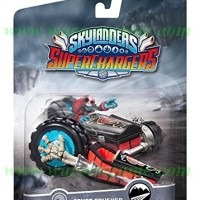 Skylanders SuperChargers Vehicle Crypt Crusher Character Pack