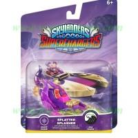 Skylanders SuperChargers Vehicle Splatter Splasher Character Pack