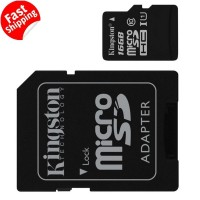 Micro SD Card 16 GB Class10, Kartu Memory Card HP High Speed SDCard