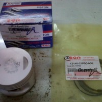Seher / Piston Kit Suzuki Thunder 125 Asli