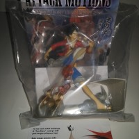 """Action Figure One Piece """"Monkey D. Luffy"""" [Attack Motions]"""