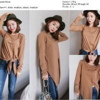 camel knot Tshirt -21251