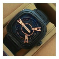 Jam Tangan Sevenfriday M2 Tali Kulit (Jam Tangan Pria, Expedition)