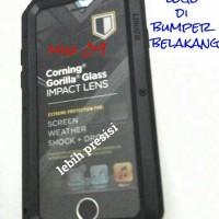 LUNATIK TAKTIK EXTREME IPHONE 6/6S KUALITAS BAGUS