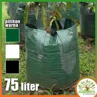 Harga pot kantong tanaman 75 liter kantung planter bag hobi | antitipu.com