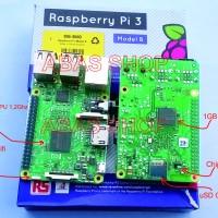 harga Raspberry Pi 3 model B Mini Computer paket 1 Tokopedia.com