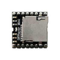 Mini MP3 Player Module Compatible with Arduino / mikrokontroller