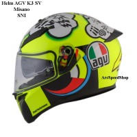 harga Helm AGV K3 SV Misano # Arai Shoei Nolan HJC # Tokopedia.com