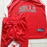 Jersey Basket Kids - Chicago Bulls