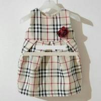 harga Dress Burberry anak dress pesta Tokopedia.com