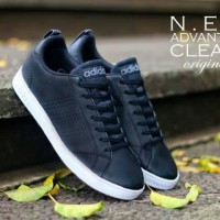 ADIDAS NEO ADVANTAGE CLEAN IMPORT BLACK DOP