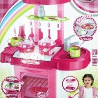 MAINAN KITCHEN SET PINK KOPER MURAH MASAK MASAKAN