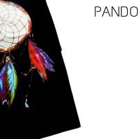 "Tumblr Tee / T-shirt / Kaos ""Dream Catcher"" in Black"