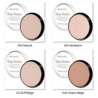 Rimmel London Stay Matte Pressed Powder / Bedak Rimmel london 100% ORI