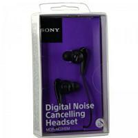 Sony MDR-NC31EM Headset Peredam Derau Digital original