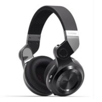 harga Headphone wireless bluetoot + microphone + SD Card +RadioFM Bluedio T2 Tokopedia.com