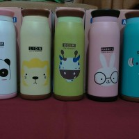TERMOS KARAKTER ANIMAL 500ML / BOTOL LUCU