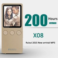 Digital Audio Player Ruizu X08 Gold / Emas