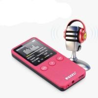 Digital Audio Player Ruizu X08 Red / Merah
