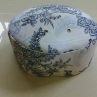 Peci Singkok Gaul Motif Batik Special Edition