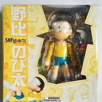 BANDAI S.H.Figuarts Nobi Nobita Doraemon Action Figure Tamashii Japan
