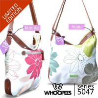 Jual Tas Selempang Wanita Whoopees Selempang Sling Bag Branded Cantik Murah Murah