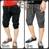 Jual Jogger Pants/Jogger Pendek DC/Jogger Pendek Jumbo Murah