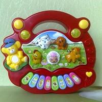 harga Piano Animal Sound/mainan bayi Tokopedia.com