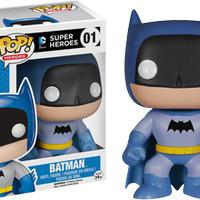 Funko Pop Batman Blue Rainbow 75th Anniversary Batman