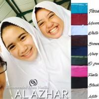 Kerudung Al Azhar / Jilbab Instan / Bergo / Kerudung Sekolah