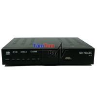 Set Top Box TV Digital DVB-T2 Dan Media Player Skybox H-1 Bergaransi