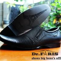 Sepatu Kerja / Formal Pantofel Kulit Asli / Leather. Original Dr. FARIS 4
