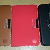 leather case rotary samsung tab 3 ukuran 8 inch T3100/T3110