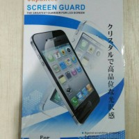 Anti Gores Bening FDT - Samsung Galaxy Y (S5360)