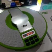Speaker VDR MOdel UFO ( Bluetooth /Usb/Tf Card / Fm Radio )