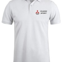 harga Polo Shirt Mitsubishi Pajero Sport/ Pajero Sport Polo Shirt Tokopedia.com