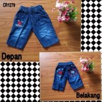 Celana Jeans Ponggol Anak Cowok