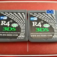 R4 / R4i 3DS RTS + 4GB Support FW 10.7 (2DS 3DS New3DS NDS DSi)