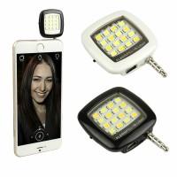 Jual Selfie Lamp/Lampu Selfi Camera Kamera Led flash Portable Murah