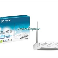 TP-Link TD-W8951ND ADSL 2/2 + Modem Wireless N Access Point and Router