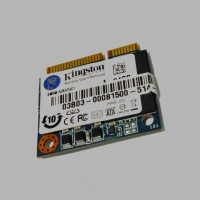 SSD HALF MSATA KINGSTON 24GB + SATA ADAPTER