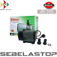 harga Pompa Air/celup/aquarium Atman At-105 Tokopedia.com