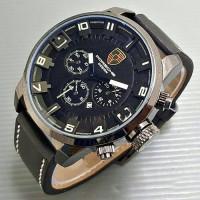 Jam Tangan Porsche Cayman Black