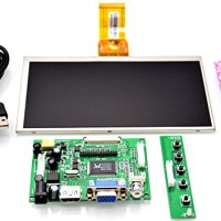 Raspberry Pi 7 Inche LCD Display Screen With Driver Controller AF68