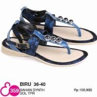 Sandal Flat Wanita Garsel E 359