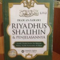 Riyadhus Shalihin & penjelasannya - Ummul Quro