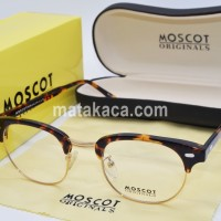 Kacamata Frames Moscot Yukel Leopard