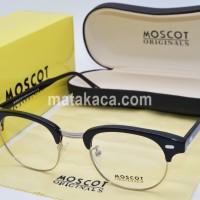 Kacamata Frames Moscot Yukel Hitam
